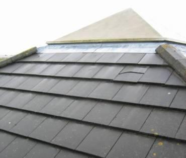 leistenen dak reparatie noodzakelijk