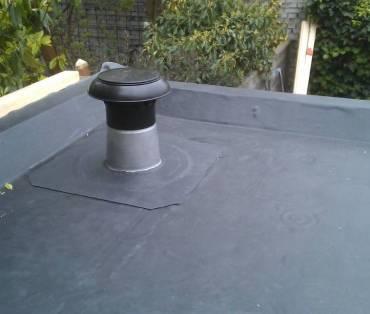 EPDM dakbedekking vervangen