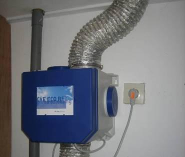 Ventilatie box